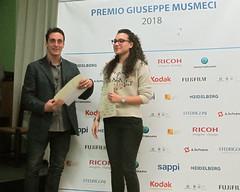 019 premio web MIRIANA OLIVA e MICHELE TAUROZZI