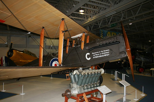 "Royal Airforce Museum London • <a style=""font-size:0.8em;"" href=""http://www.flickr.com/photos/160223425@N04/38849243912/"" target=""_blank"">View on Flickr</a>"