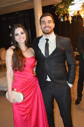 Laura e Igor Siqueira