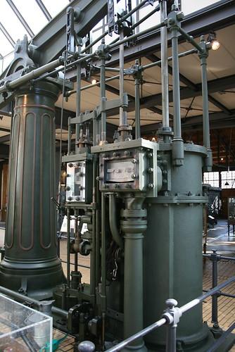 "Deutsches Technikmuseum Steam Engine • <a style=""font-size:0.8em;"" href=""http://www.flickr.com/photos/160223425@N04/25084294368/"" target=""_blank"">View on Flickr</a>"