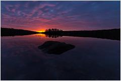Lake Tiorati sunrise