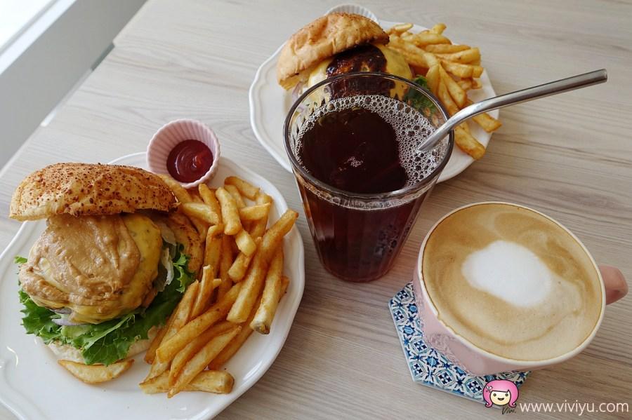 [中壢美食]mummum滿².早午餐、漢堡、咖啡~內壢元智大學附近.冬日限定餐點 @VIVIYU小世界