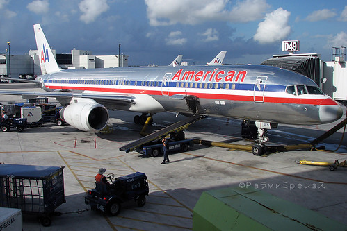 American Airlines Boeing 757-200 MIA