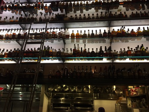 Hard Water, Whisky Bar on Pier 3