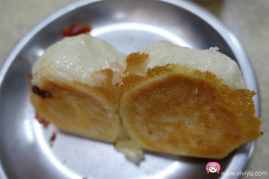八德早餐,八德美食,桃園美食,正宗煎包大王,水煎包,皮蛋瘦肉粥,蛋餅 @VIVIYU小世界