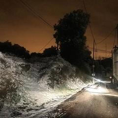 I tot d'una, la Conreria enfarinada. ☃️ #Tiana #latianaquemagrada #neu