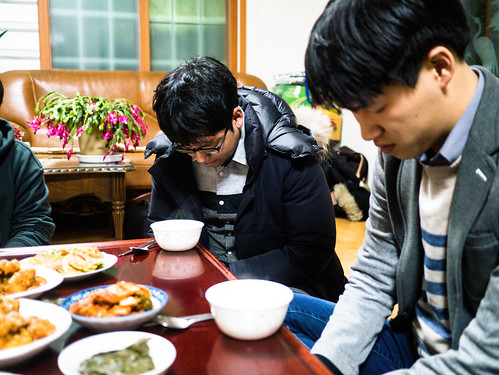 Mokjang at HeonJong's house_MDY_180111_15