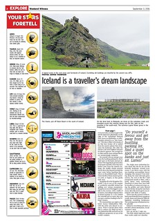 Sophie Thompson Iceland Page Three