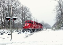 CP to Oxford Station