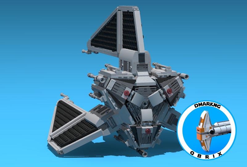 Utapau Star Wars Diorama