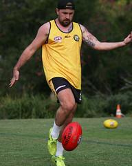 Balmain Tigers AFL Sydney Training Session February 22, 2018 00052