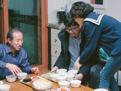 Mokjang at KyeongSeop's house_MDY_180104_1