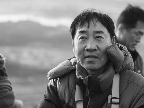 Climbing Geom-moo mountain for sunrise_MDY_180101_66