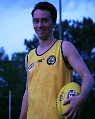 Balmain Tigers AFL Sydney Training Session February 22, 2018 00066