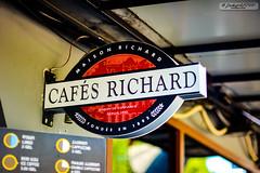 Cafes Richard in Tbilisi - Georgia