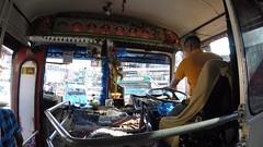 Busfahrt nach Kalpitiya