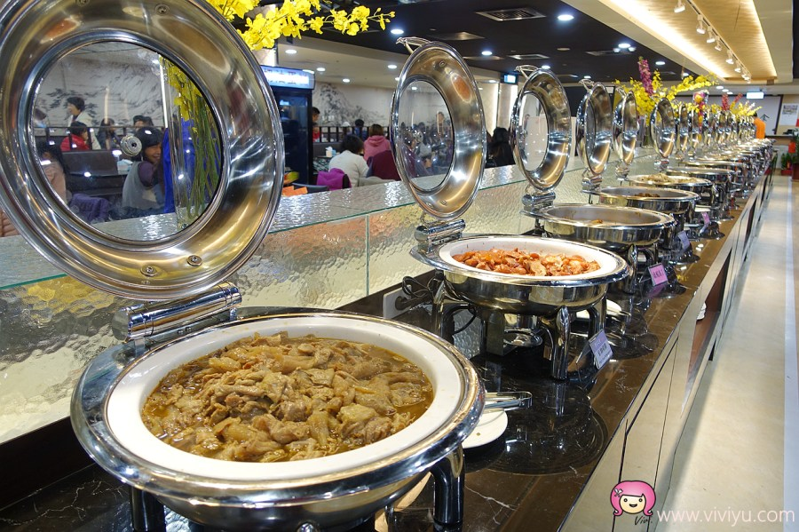 (關門大吉)[桃園美食]港式之星百匯美食.平日333元吃到飽~港式點心、甜點、冰品選擇多 @VIVIYU小世界