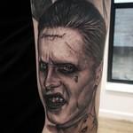 Tattoo by David Gray at Mr. Gray's Tattoo Studio