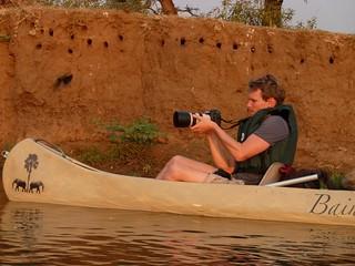 near Baines River Camp, Zambezi River, Zambia