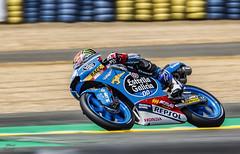 Aron Canet - moto3