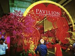 Pavilion Kuala Lumpur - 168 Jalan Bukit Bintang - http://4sq.com/7BXl5C #travel #holiday #Asia #Malaysia #KualaLumpur #旅行 #度假 #亚洲 #马来西亚 #吉隆坡 #travelMalaysia #holidayMalaysia #马来西亚度假 #马来西亚旅行 #八打灵再也 #CNY #农历新年 #happyChinesenewyear #pavilionkl