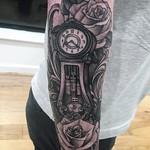 Tattoo by David Gray at Mr. Grays Tattoo Studio