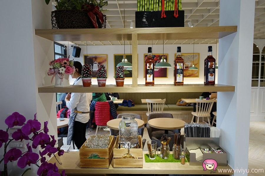 [桃園美食]翻轉甜點 flipbakery.桃園法院附近新開甜點店~環境舒適.附設免費停車場 @VIVIYU小世界
