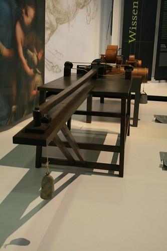 "Leonardo da Vinci Modell • <a style=""font-size:0.8em;"" href=""http://www.flickr.com/photos/160223425@N04/38912275591/"" target=""_blank"">View on Flickr</a>"