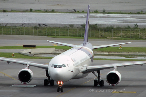 Thai Airways Airbus A330-300 BKK