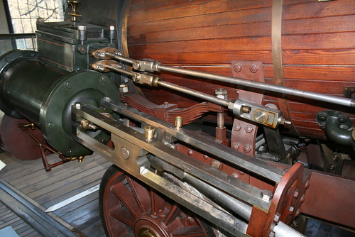 "Deutsches Technikmuseum Railway • <a style=""font-size:0.8em;"" href=""http://www.flickr.com/photos/160223425@N04/24090962157/"" target=""_blank"">View on Flickr</a>"