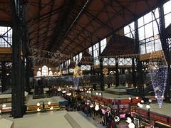 Nagyvásárcsarnok - Great Market Hall - Budapest