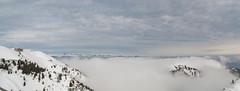 tra le nuvole.