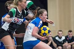 17-02-2018: Korfbal: Achilles - De Meervogels