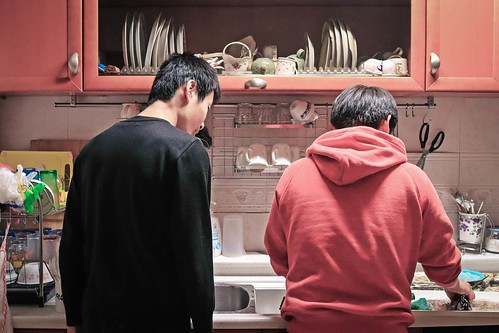 Mokjang at HeonJong's house_MDY_180111_20