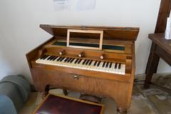 Een Steinmeyer-harmonium.