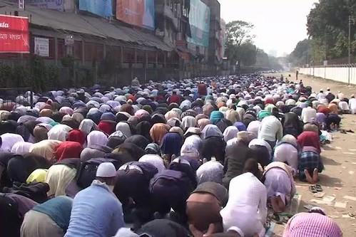 Gazipur-(2)- 19 January 2018- Ijtema(2nd Part-1st Day)-2