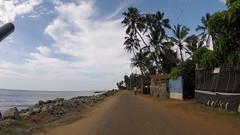 Weg nach Kalpitiya
