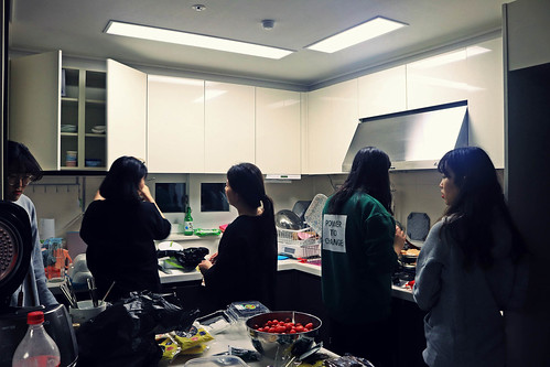 Mokjang at Gook-Jins house_MDY_180118_6