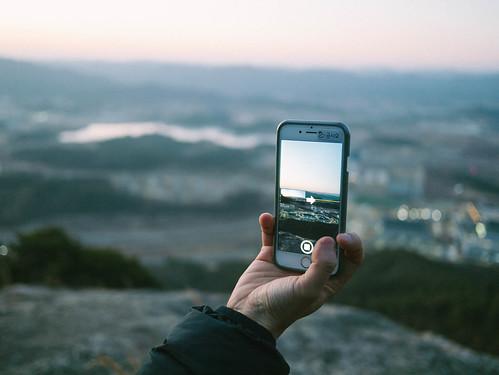 Climbing Geom-moo mountain for sunrise_MDY_180101_31