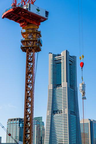 Landmark Tower Yokohama / 橫濱地標大樓
