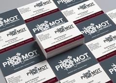 Wizytówki PRO-MOT