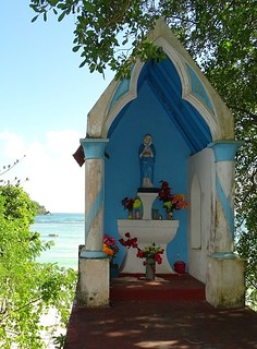 Roadside shrine