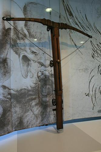 "Leonardo da Vinci Modell • <a style=""font-size:0.8em;"" href=""http://www.flickr.com/photos/160223425@N04/38197218564/"" target=""_blank"">View on Flickr</a>"