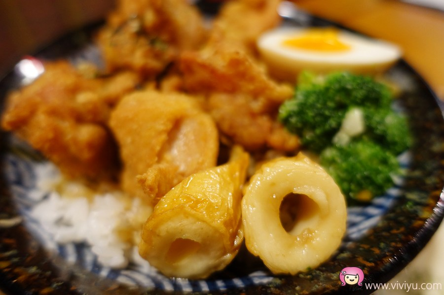 勝味丼,家庭聚會,平價日式料理,日式丼飯,桃園市政府,桃園美食 @VIVIYU小世界