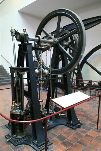 "Deutsches Museum München Steam Engine • <a style=""font-size:0.8em;"" href=""http://www.flickr.com/photos/160223425@N04/38874743692/"" target=""_blank"">View on Flickr</a>"
