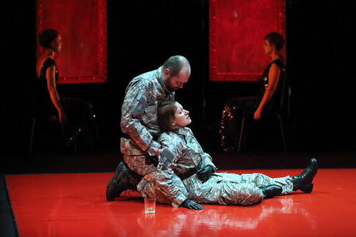 Il Combattimento di Tancredi de Monteverdi (Clorinda) avec Les Paladins.