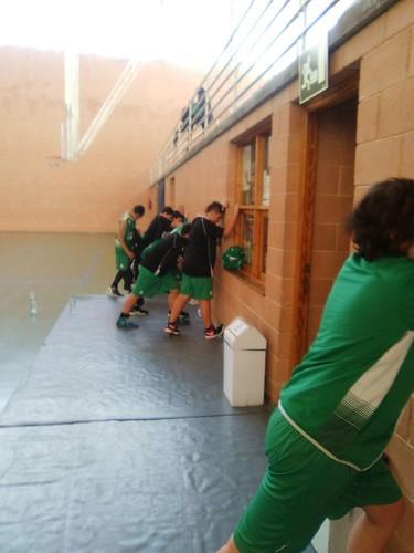 """J2-Inf Masc V-74 Villena vs CB Elda """"A"""" (20-1-18)"""