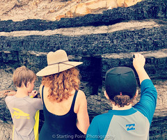 Checking out the coal seam