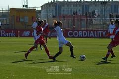 Sevilla Femenino - Rayo Femenino