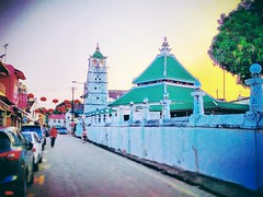 19-66, Jalan Hang Lekiu, 75200 Melaka https://goo.gl/maps/LLwQpkbcDV12 #travel #holiday #Asian #Malaysia #melaka #holidayMalaysia #travelMalaysia #旅行 #度假 #亚洲 #马来西亚 #马来西亚度假 #马来西亚旅行 #Malacca #青真寺 #Ancientarchitecture #古建筑 #masjid #Mosque #street #鸡场街 #jonke